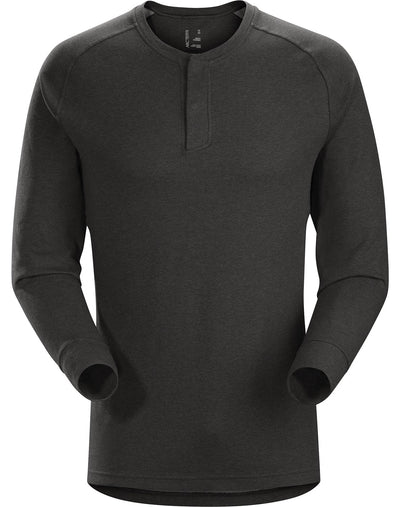 Arc'teryx Men's Sirrus Long-Sleeved Henley