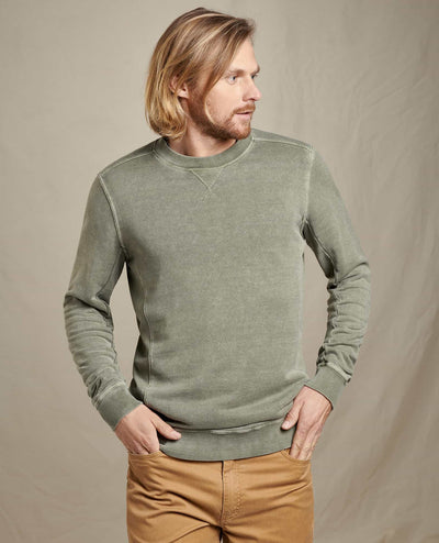 Toad & Co. Men's Epiq Crew Sweatshirt