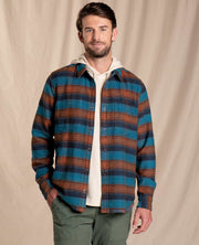 Toad & Co. Men's Over And Out Reversible Long-Sleeved Shirt