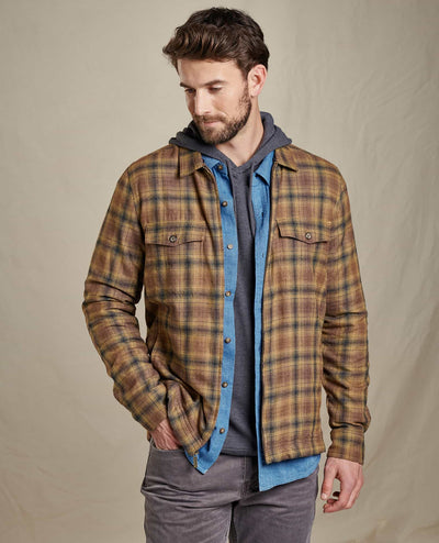 Toad & Co. Men's Mason Shirt Jacket