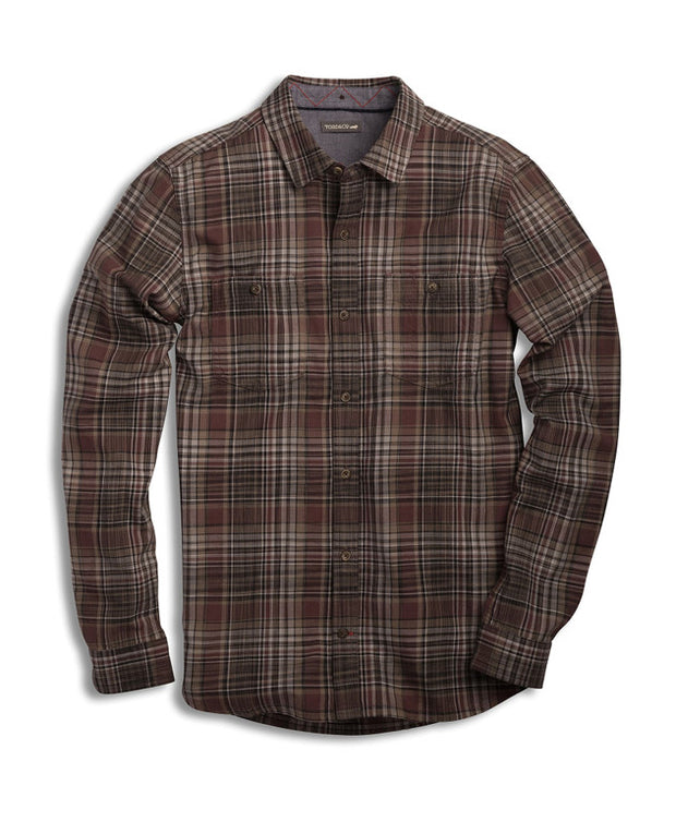 Toad & Co. Men's Smythy Long Sleeve Shirt