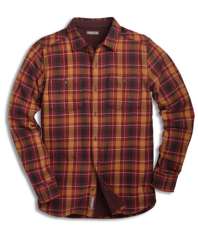 Toad & Co. Men's Dually Long-Sleeved Shirt