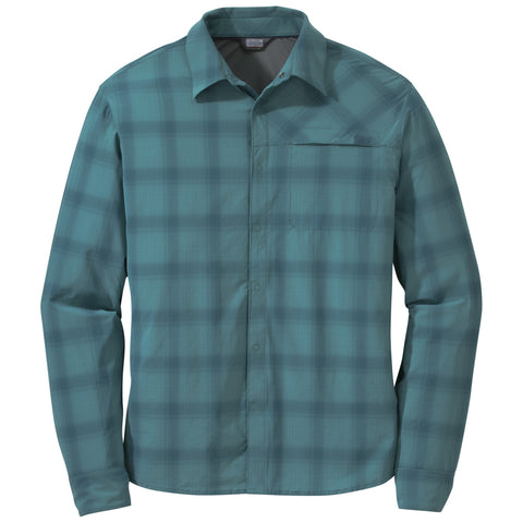 Outdoor Research Men's Astroman Long-Sleeved Sun Shirt