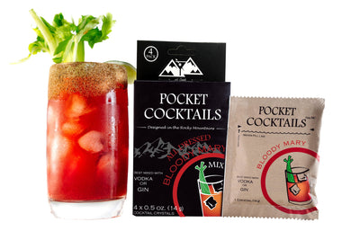 BarCountry Pocket Cocktails - All Dressed Bloody Mary