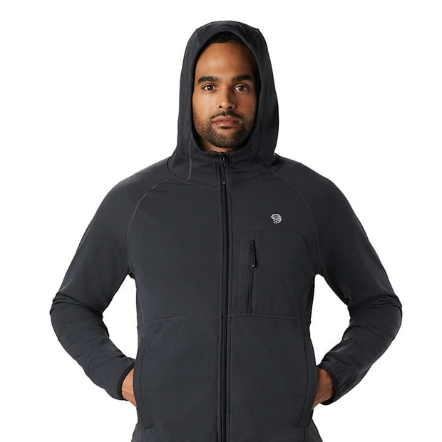 Mountain Hardwear Men's Norse Peak Full-Zip Hoody