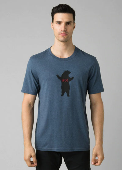 prAna Men's Bear Squeeze Journeyman T-Shirt