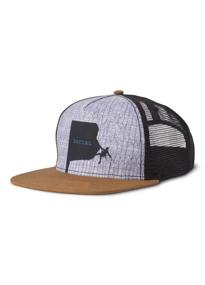prAna Journeyman Trucker Hat