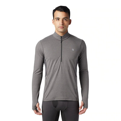 Mountain Hardwear Men's Ghee Long Sleeve 1/2 Zip