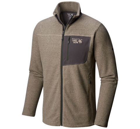 Mountain Hardwear Men's Toast Twill Jacket