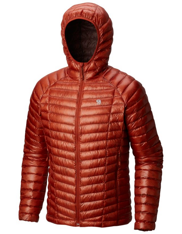 Mountain Hardwear Men's Ghost Whisperer Down Hooded Jacket
