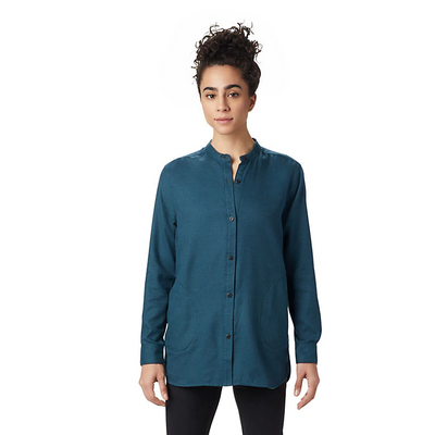 Mountain Hardwear Women's Makena Long Sleeve Shirt