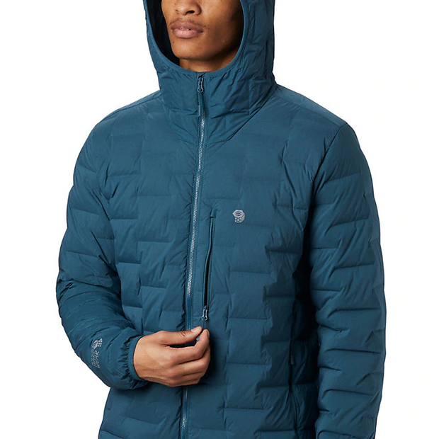 Mountain Hardwear Men's Super/DS™ Stretchdown Hooded Down Jacket