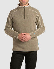 Kuhl Men's Europa 1/4 Zip Sweater
