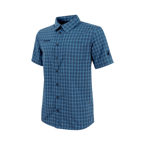 Mammut Men's Lenni Shortsleeve Shirt