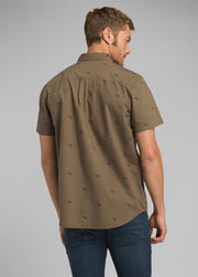 prAna Men's Broderick Shirt