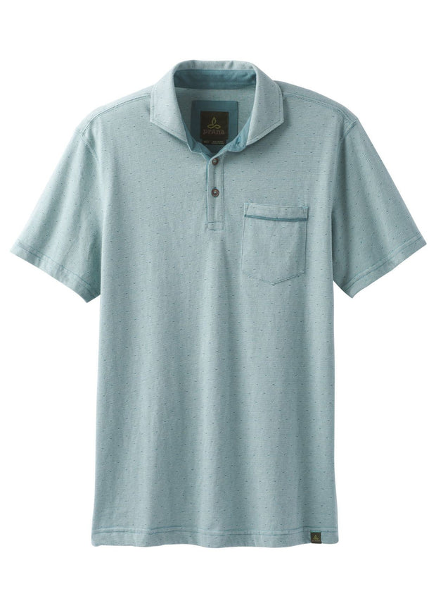 prAna Men's Ryann Polo