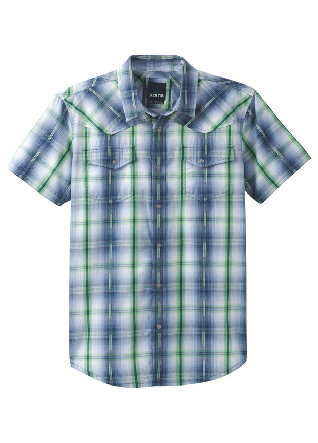 prAna Men's Holstad Short-Sleeved Shirt