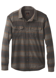 prAna Men's Asylum Heavyweight Flannel