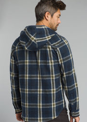 prAna Men's Bolster Heavyweight Flannel