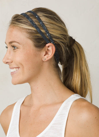 prAna Women's Printed Double Headband