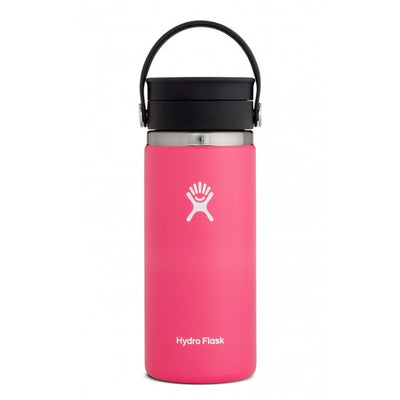 Hydro Flask Wide Mouth 16oz Coffee Flask w/ Flex Sip Lid