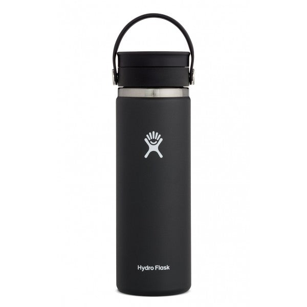 Hydro Flask Wide Mouth 20oz Coffee Flask w/ Flex Sip Lid