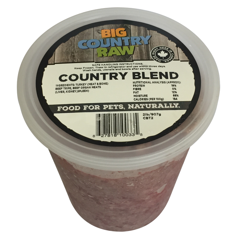 Country Blend 2lb