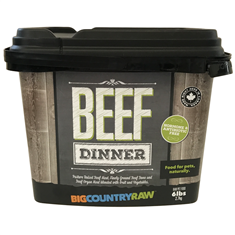 Beef Dinner TOTE - 6lb