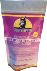 Healthy K9 - Dehydrated Beef Heart 60g