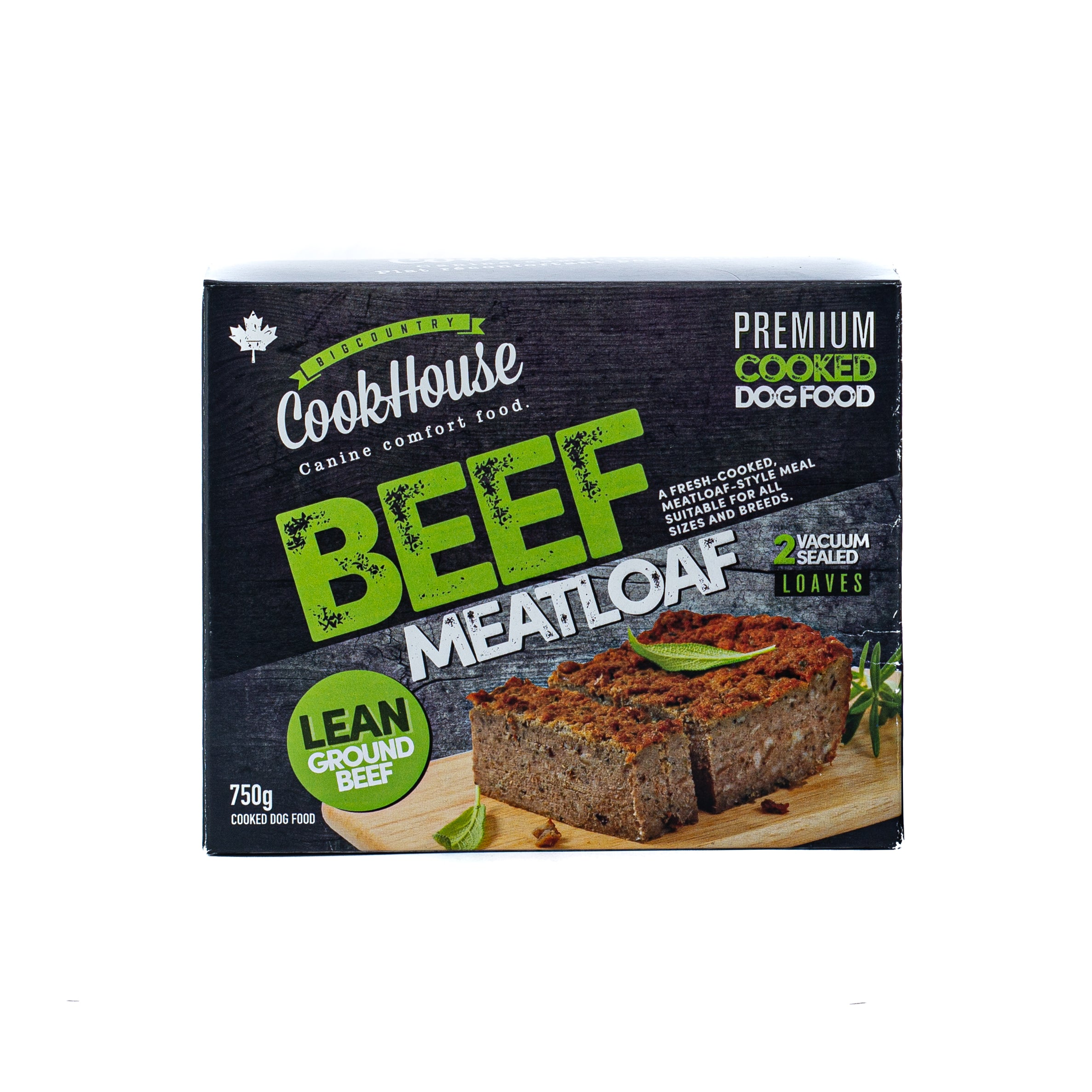 Cookhouse - Beef Meatloaf
