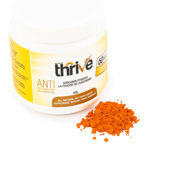 Thrive Curcumin Powder - 60 grams