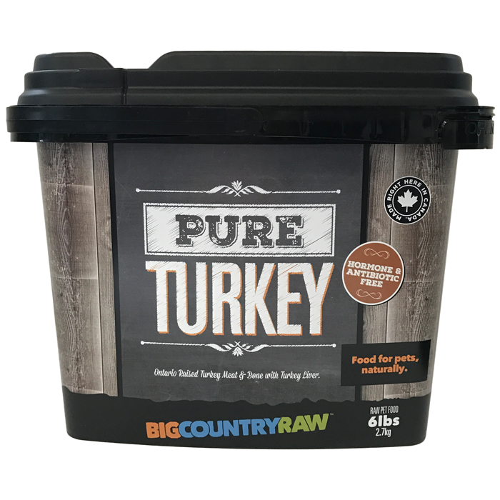 Pure Turkey 6LB Tote