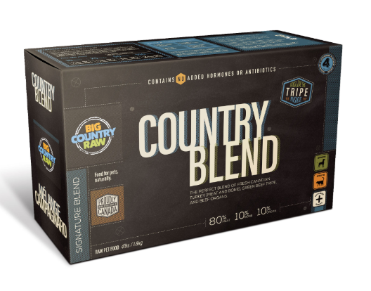 Country Blend 4x1lb Carton