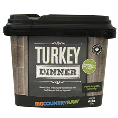 Turkey Dinner TOTE - 6lb