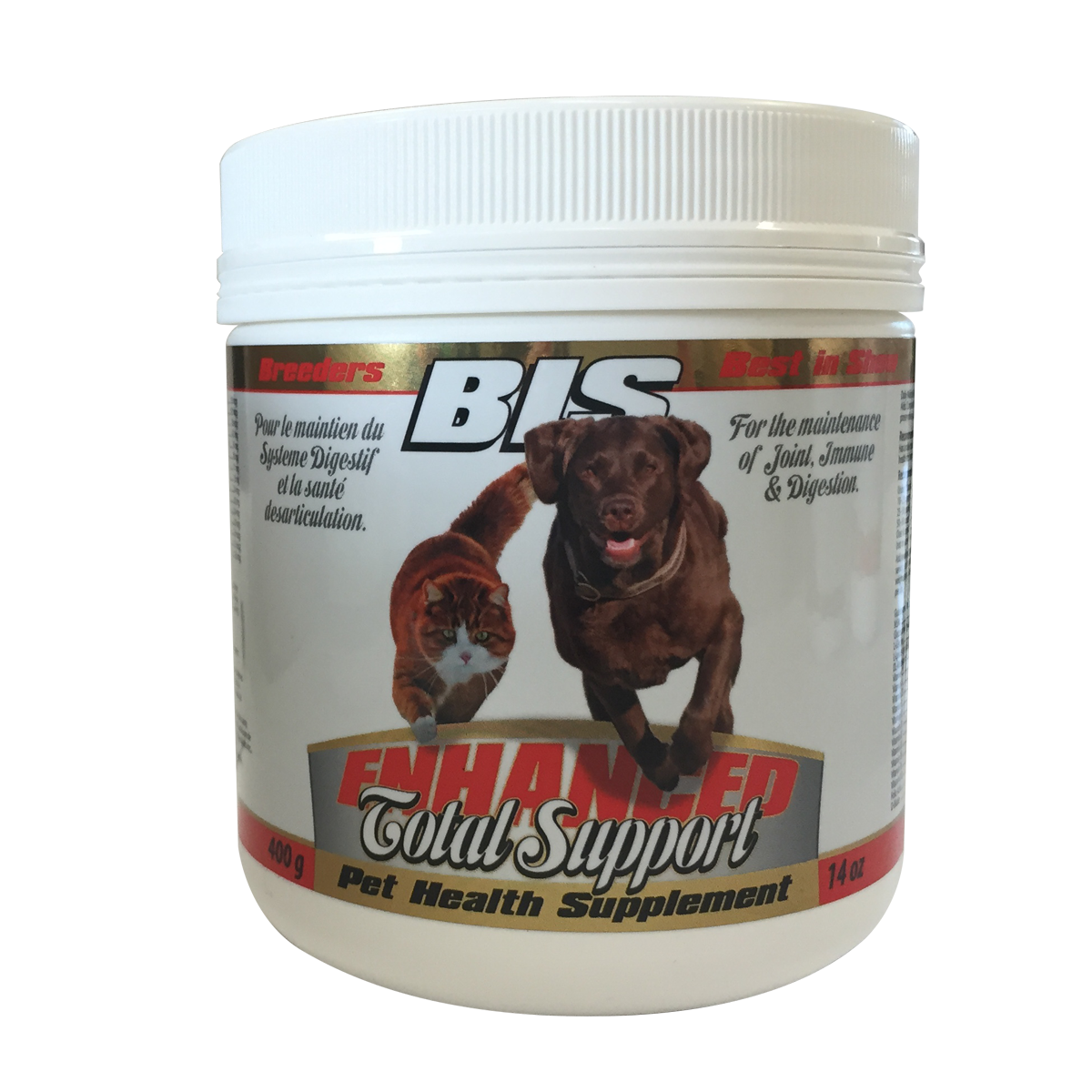 Best in Show Enhanced - Total Support 400mg