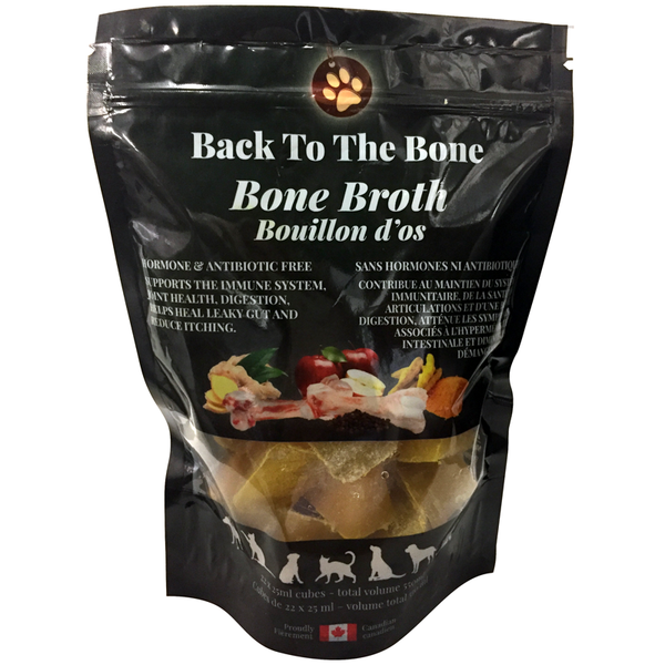 Back To The Bone Bone Broth