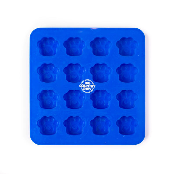 FROZEN TREAT MOLD – SILICONE MOLD- SMALL BLUE