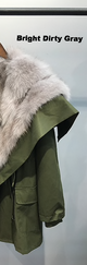 Mix & Match Parka Mix & Match Short Parka with splittable Hood-Mix & Match Short Parka- onlyours.de