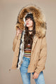 Mix & Match Parka Mix & Match Short Parka - Premium-Mix & Match Short Parka- onlyours.de