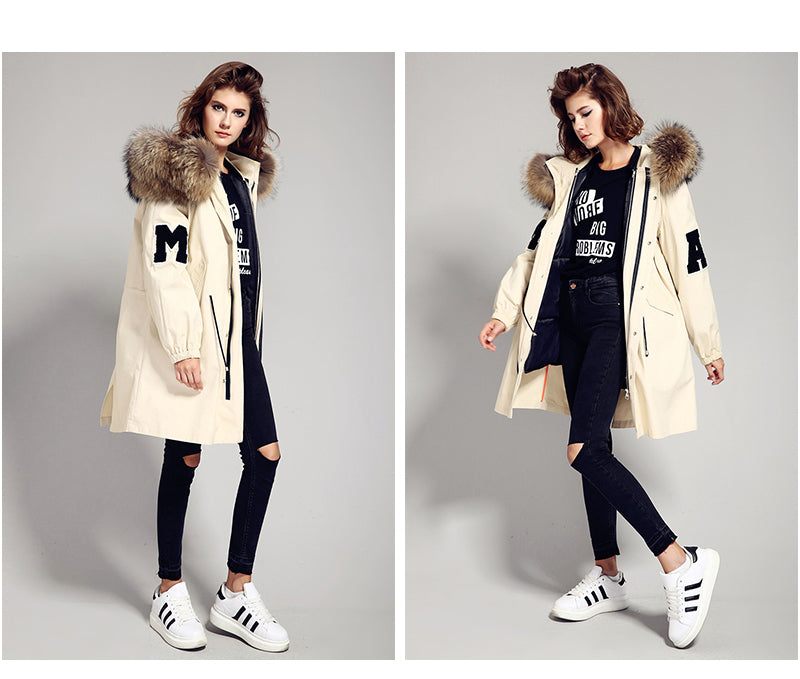 College Parka with XXL Collar (5)