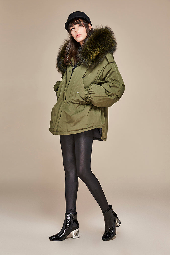 Mix & Match Parka Mix & Match Bomberjacket XXL-Bomberjacket- onlyours.de
