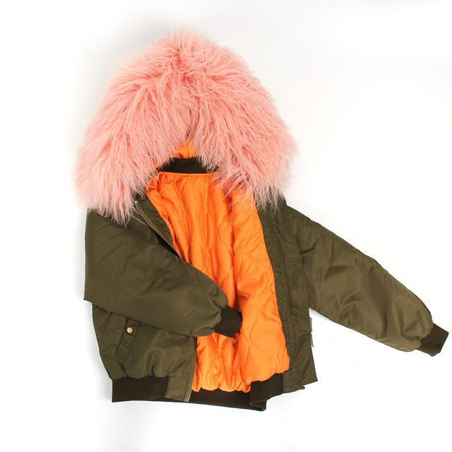 Mix & Match Parka Mix & Match Bomberjacket-Bomberjacket- onlyours.de (10)