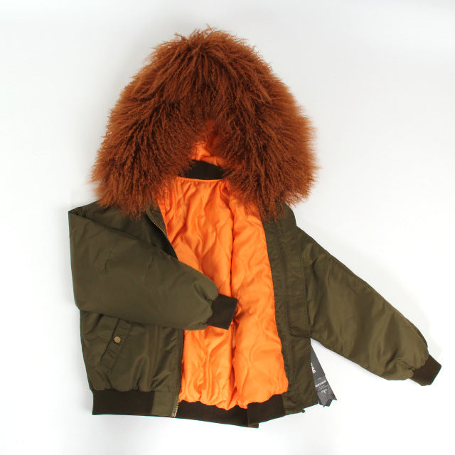 Mix & Match Parka Mix & Match Bomberjacket-Bomberjacket- onlyours.de (8)