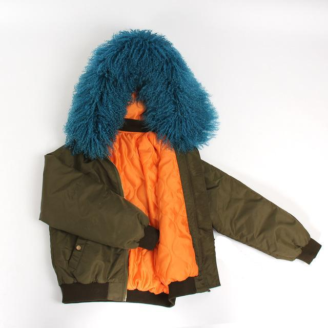 Mix & Match Parka Mix & Match Bomberjacket-Bomberjacket- onlyours.de (7)