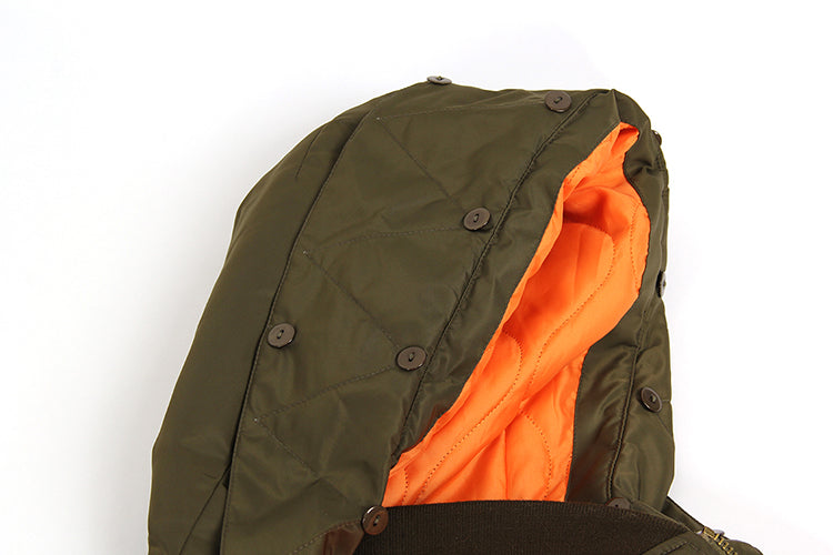 Mix & Match Parka Mix & Match Bomberjacket-Bomberjacket- onlyours.de (5)