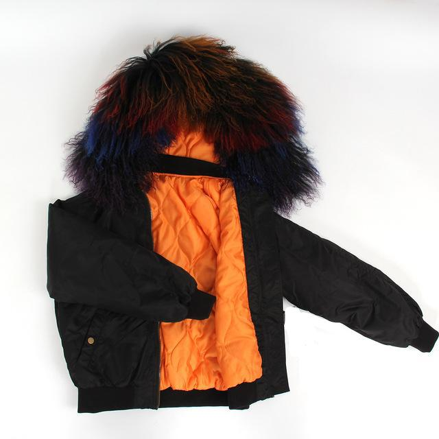 Mix & Match Parka Mix & Match Bomberjacket-Bomberjacket- onlyours.de (9)