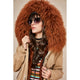 Mix & Match Parka XXL Mongolia Sheep Fur Collar-Collar- onlyours.de
