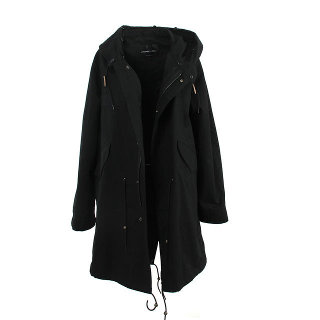 Mix & Match Parka Trench Coat - Long-Mix & Match Long Parka- onlyours.de (5)