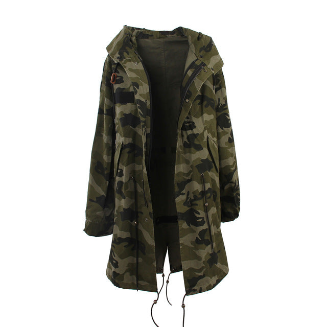 Mix & Match Parka Mix & Match Long Trench Coat-Mix & Match Long Parka- onlyours.de (2)