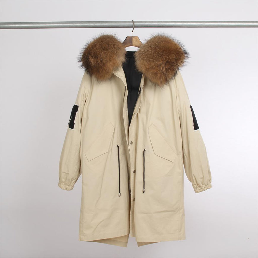 College Parka with XXL Collar (8)